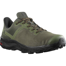 Salomon OUTline PRISM GTX Shoes Men deep lichen green/black/cumin